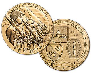 The Congressional Gold Medal